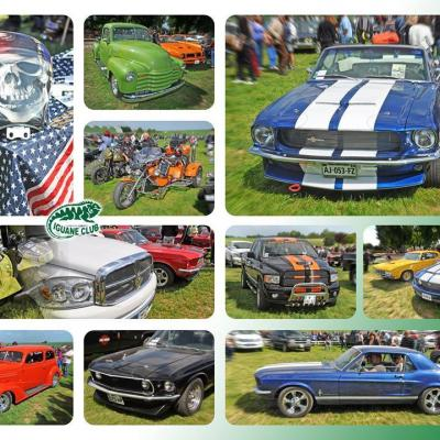 Montage US cars