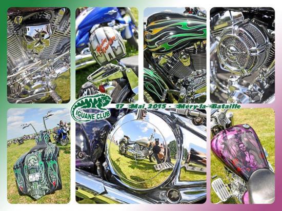 Montage motos